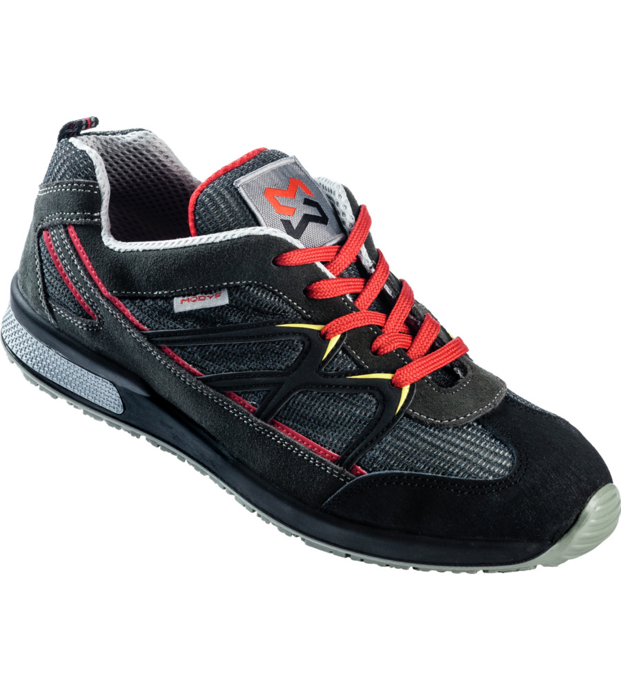 Baskets De Sécurité Jogger S1p Src One Basses Würth Modyf Noires