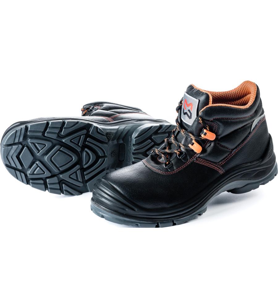 ... Photo de Chaussures de sécurité S3 SRC Enduro montantes Würth MODYF  noires ...