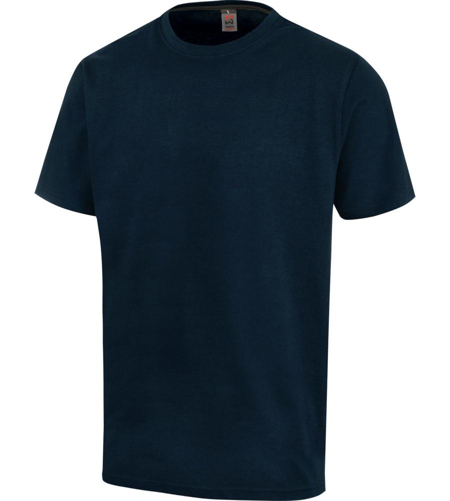 M446208 - Arbeits T-Shirt Job+ marineblau