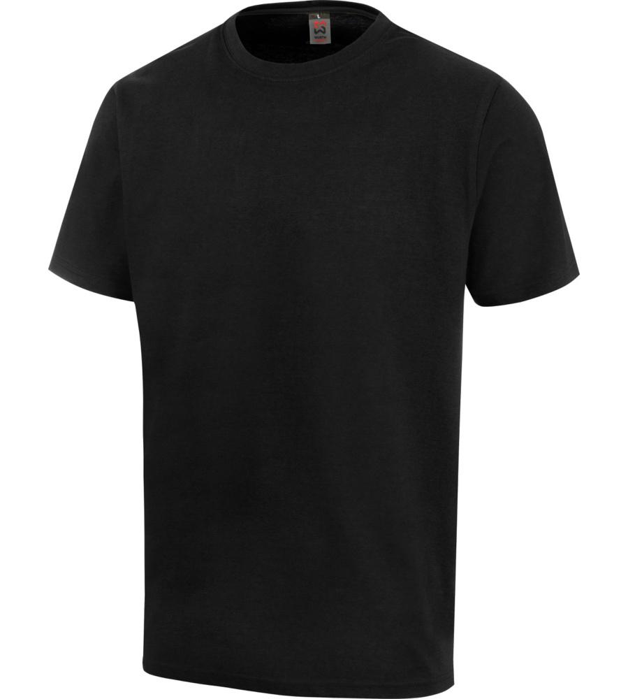 M446210 - Arbeits T-Shirt Job+ schwarz