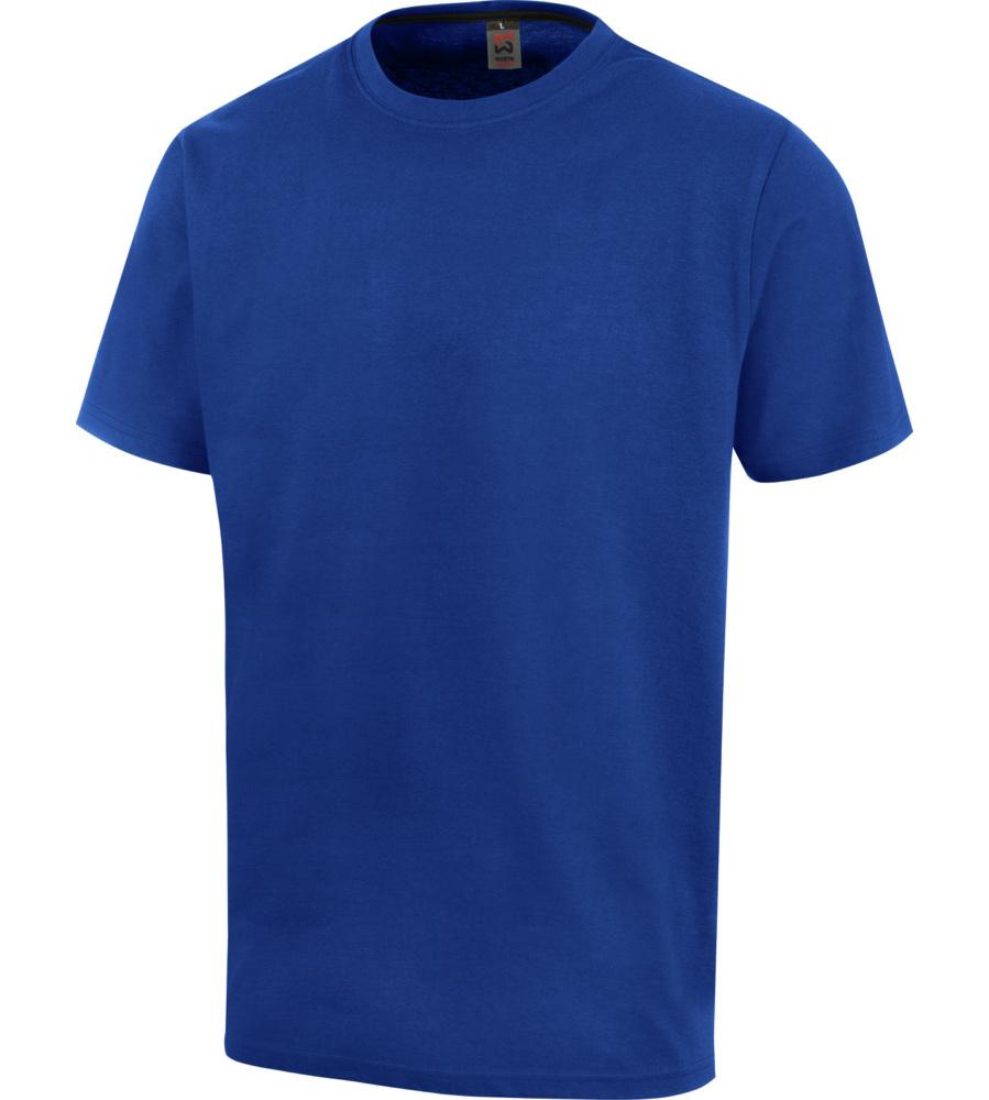camiseta azul de trabajo para una apariencia profesional ideal. Black Bedroom Furniture Sets. Home Design Ideas