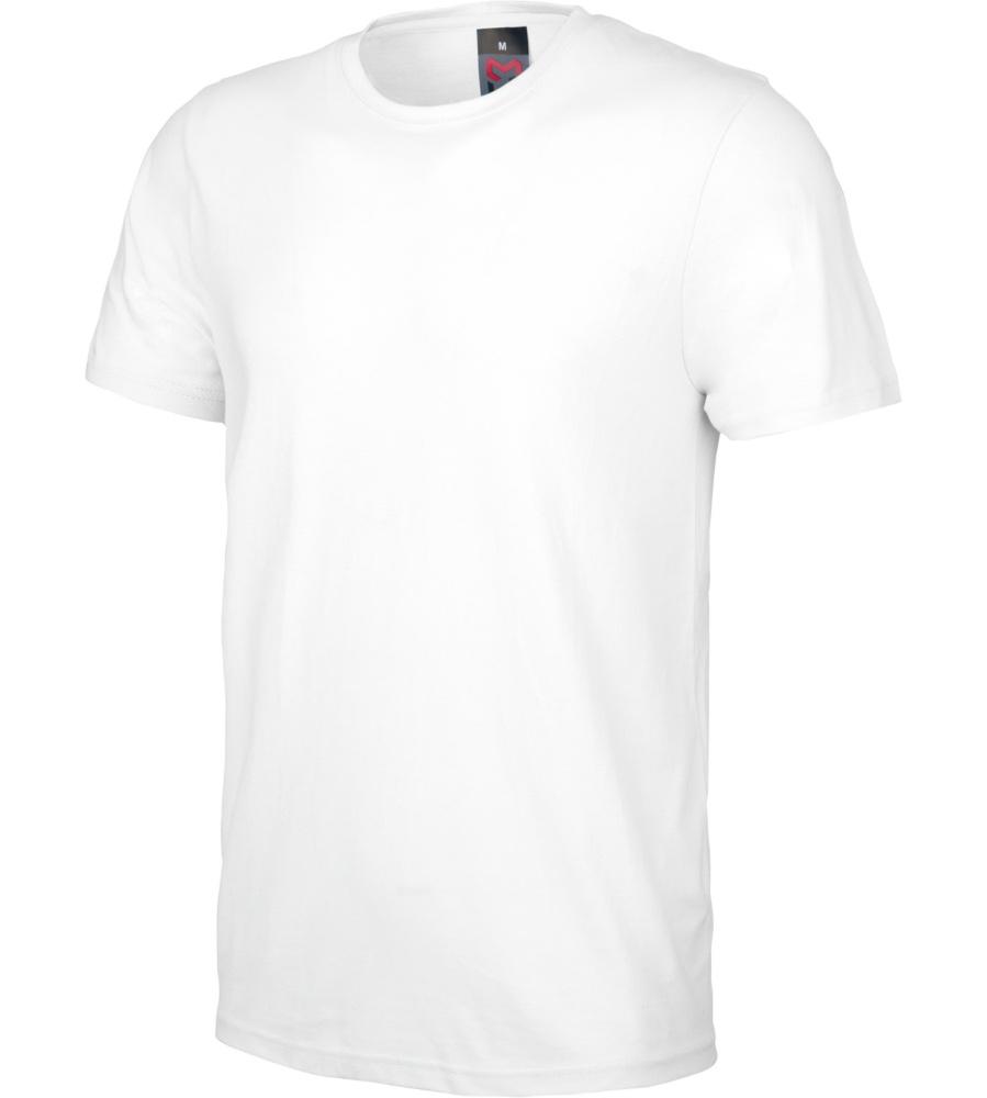 b70fbcabb068e0 Ideales Sommer T-Shirt für Handwerker in weiss
