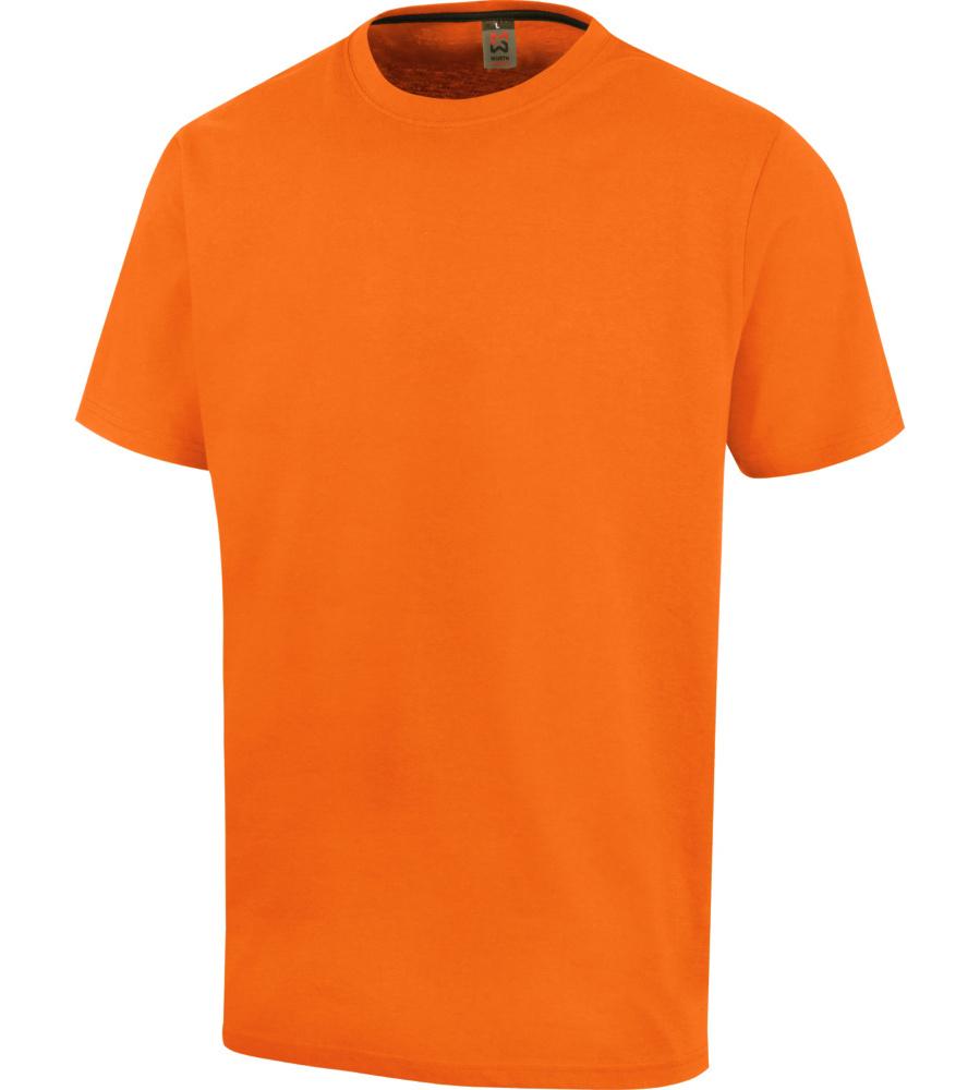 05fb893808d Tee-shirt de travail Job+ Würth MODYF orange