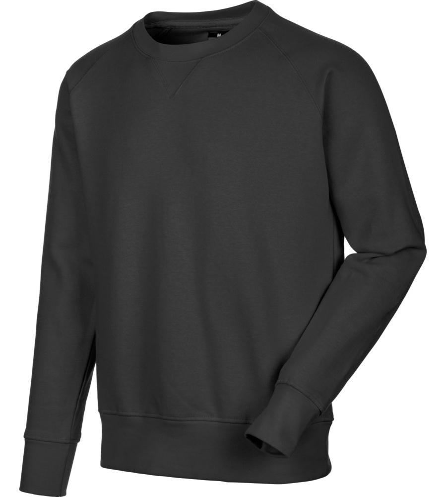 Sweatshirt Job+ schwarz
