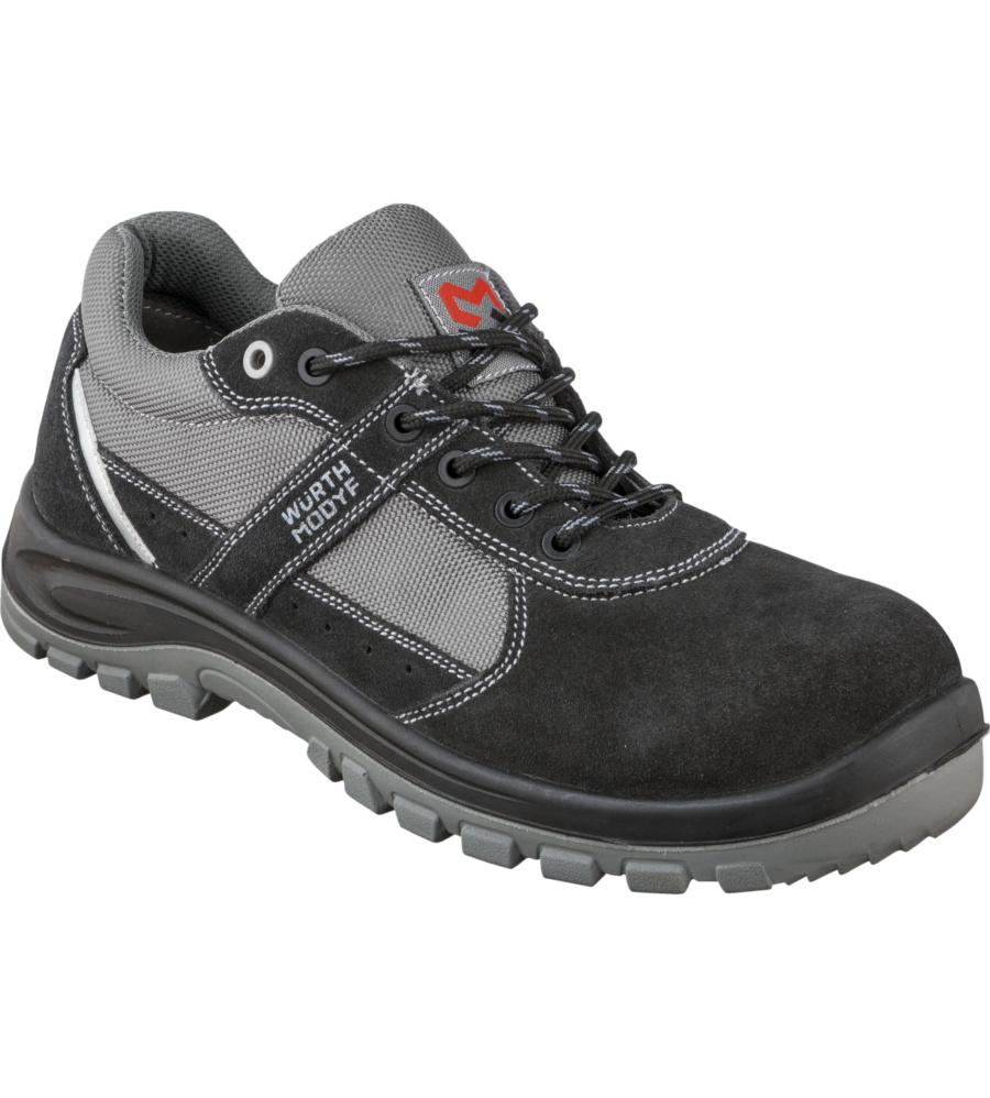 Chaussures De Sécurité Basses Lyra S1p Src Würth Modyf Anthracites (photo)