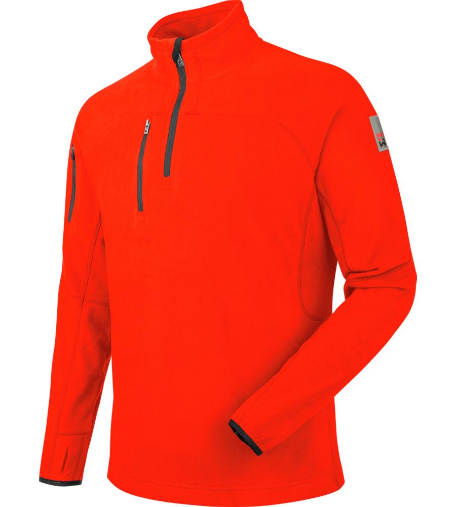 Fleecetroyer Silver Anthrazit Arbeitskleidung & -schutz Business & Industrie