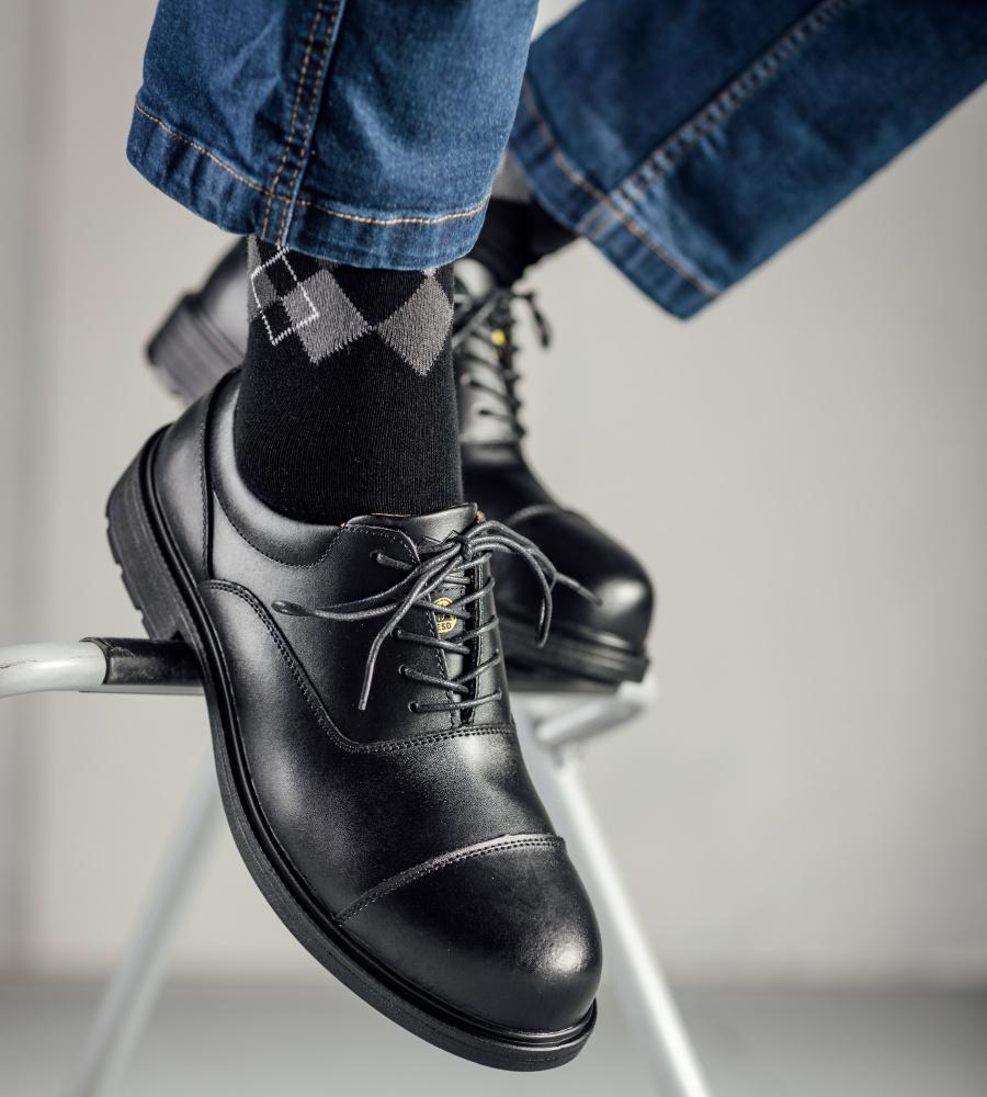 chaussures de ville chaussure de s curit habill w rth modyf. Black Bedroom Furniture Sets. Home Design Ideas