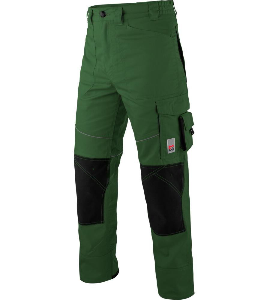 Pantalon de travail pour paysagiste vert et noir modyf for Travail espace vert