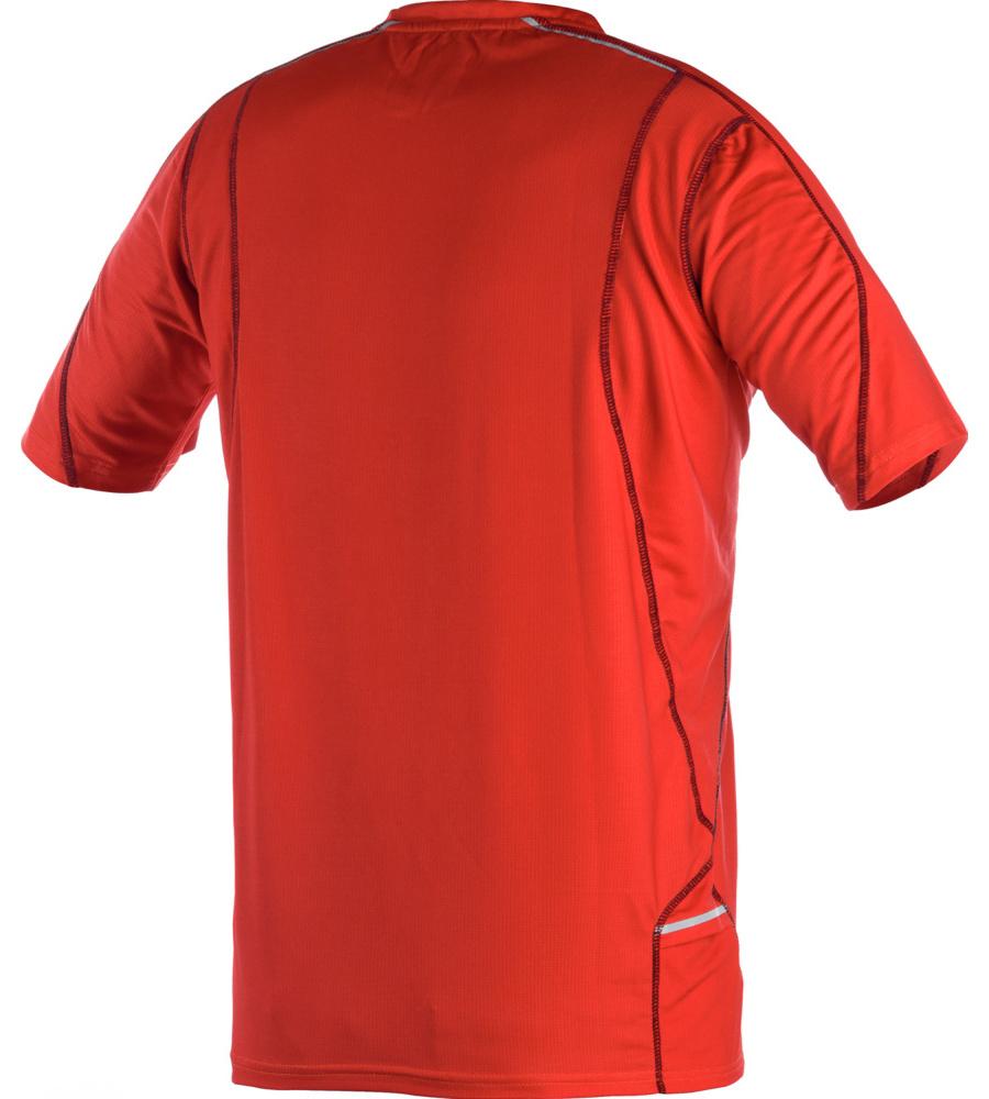 t shirt in rot ideal f r arbeiten im freien in der sonne. Black Bedroom Furniture Sets. Home Design Ideas