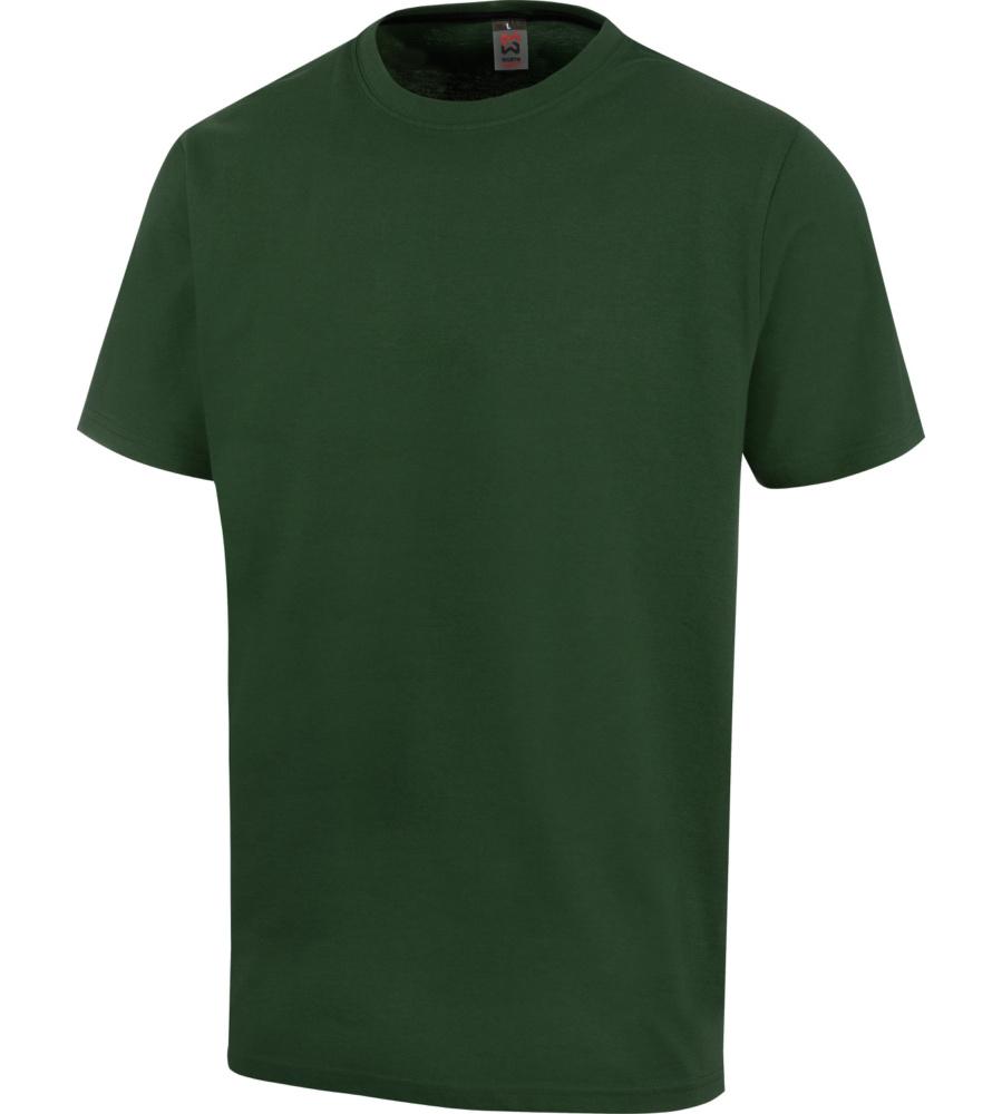 Tee shirt de travail job vert w rth modyf for Espace vert job