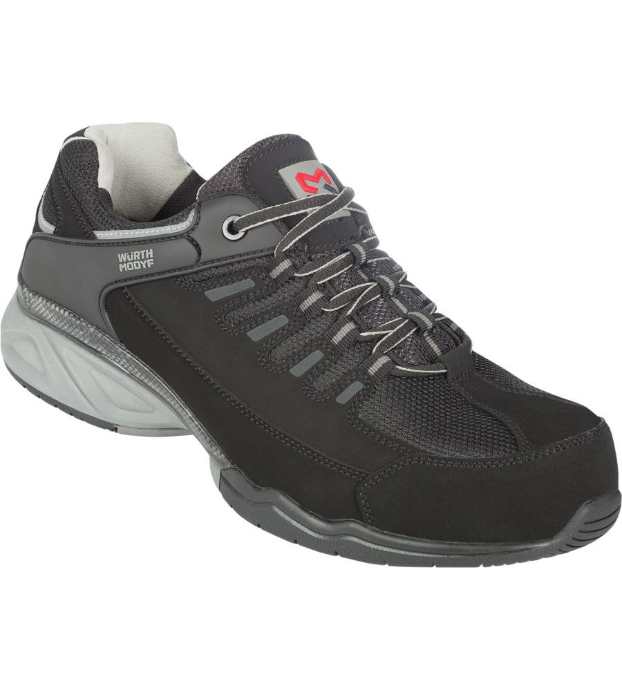 Chaussures de sécurité S1P HRO Black Würth MODYF noires G8yB13o0R