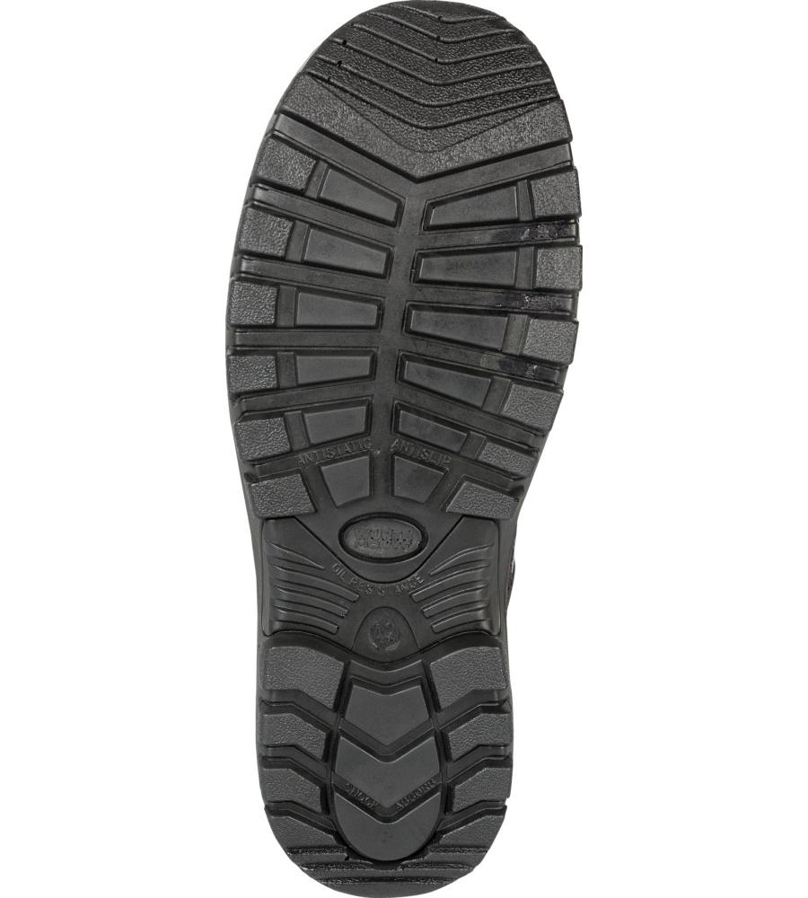 Würth Modyf Grus S1p Bas Src Chaussures De Travail, Gris