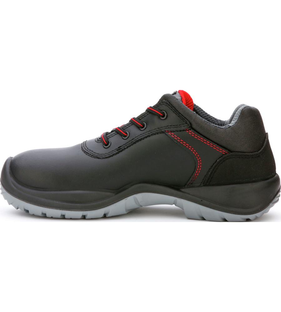 Zapato de seguridad s3 eco negro for Botas de seguridad s3