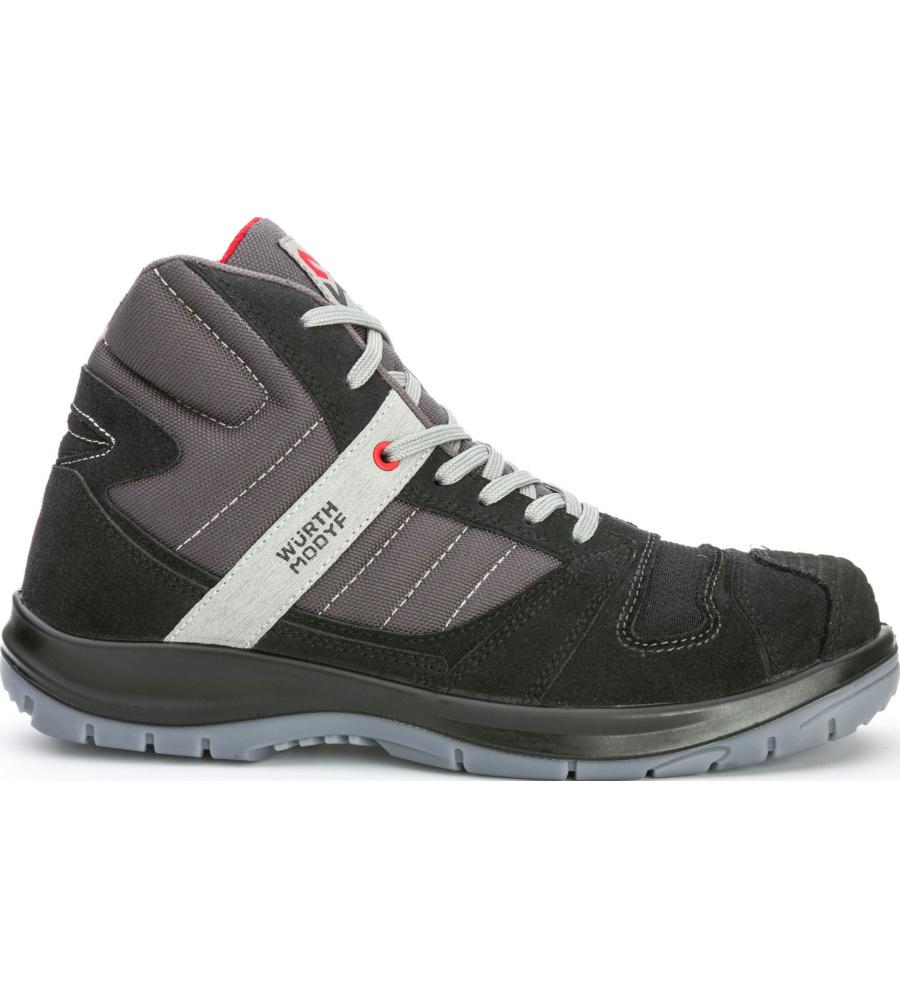 chaussures de s curit s3 montantes confortables et tendances w rth modyf. Black Bedroom Furniture Sets. Home Design Ideas