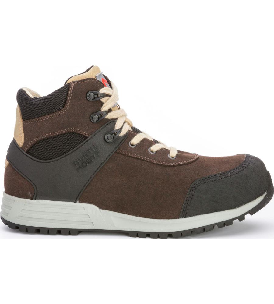 chaussures de s curit s3 montantes confortables et respirantes w rth modyf. Black Bedroom Furniture Sets. Home Design Ideas