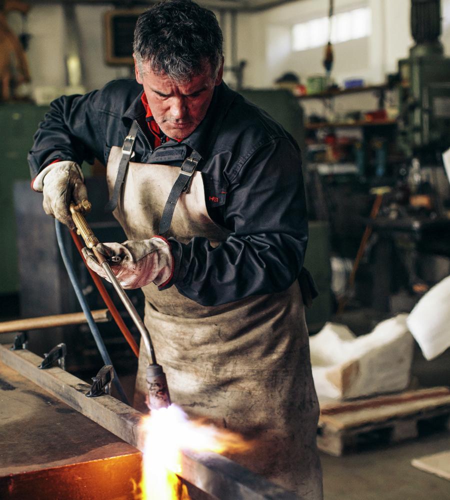 Giacca da lavoro antracite stretch per piastrellisti e operai - Lavoro per piastrellista ...