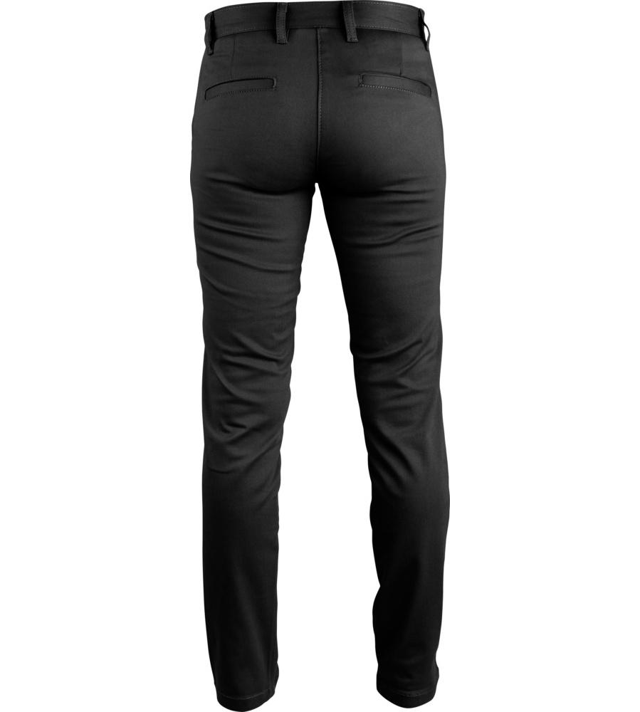 Pantalon professionnel femme en Chino Würth MODYF noir c4036bad1c32