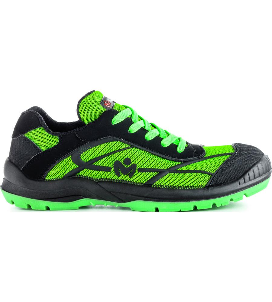 MODYF Chaussures de Sécurité S1P Net Basses Würth Vertes - Taille 38 5AFxgNUW2