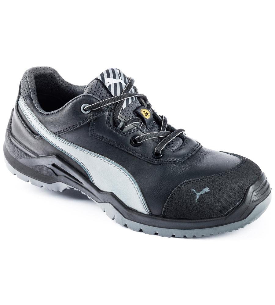 Puma Sécurité Noir De S3 Technics Esd Basses Chaussures w0nvmN8