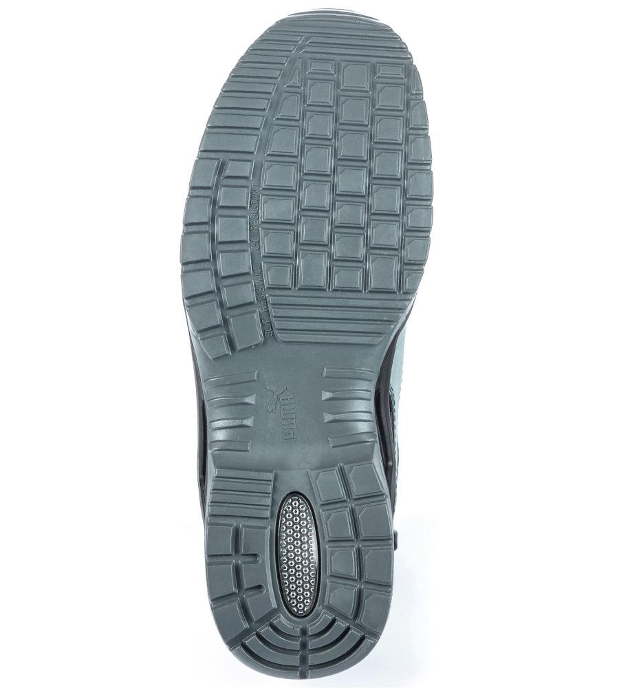 chaussures de sécurité homme puma
