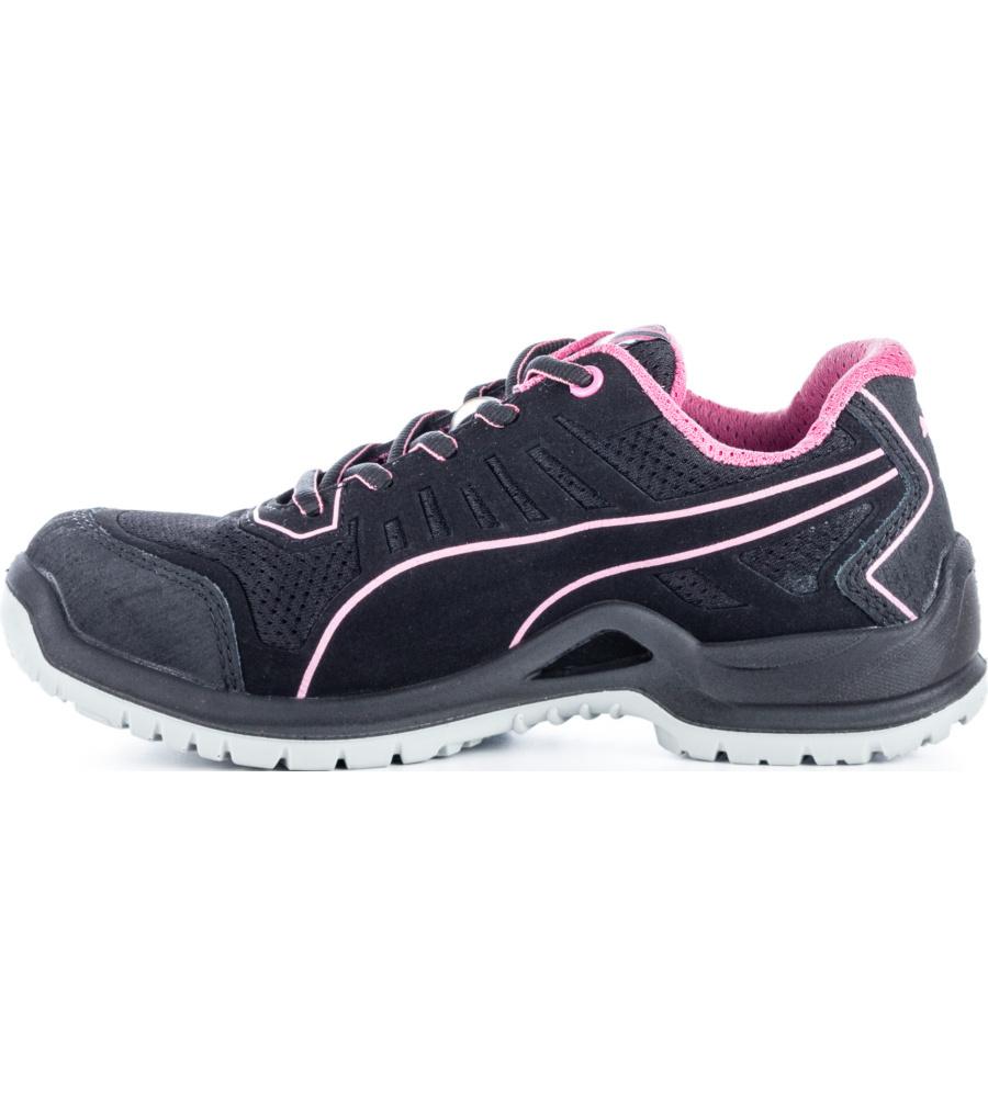 Werkschoenen Sneakers Dames.Dames Veiligheidssneakers Puma