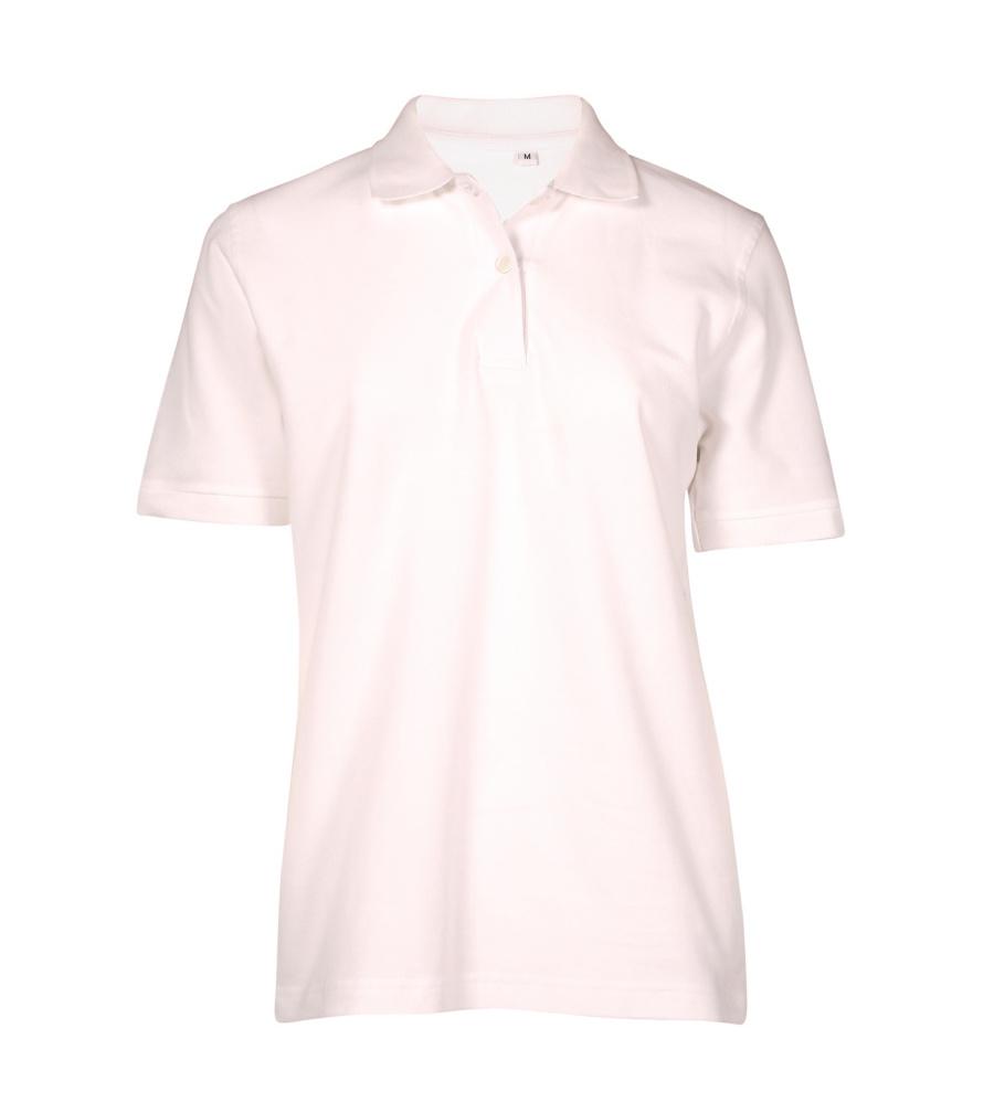 0ae675e2410fad Poloshirt Damen kurzarm aus Baumwolle tailliert - Modyf