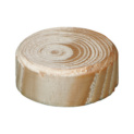 Tappo in legno in abete nodo