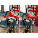 Alicate para tubos, fecho automático, punho mestre - CHAVE TUBOS MASTERGRIP 14. - 2