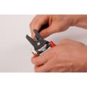 Pince coupe colliers plastiques et coupe câble - PINCE COUPE COLLIERS PLASTIQUES - 0