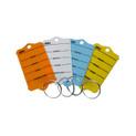 Schlüsselanhänger aus Hartkunststoff