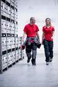 Pantalon de travail cargo femme - PANTALON MODYF FEMME CARGO NOIR 42 - 2