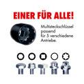 Set outillage collector 2018, 24 pièces - SET OUTILLAGE CM 2018 24 PCS - 2
