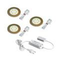 Lampe LED encastrée, assortiment/jeu