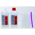 Gel silicone transparent  - GEL TRANSPARENT 2X500ML - 2