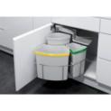 Affaldssorteringssystem Öko-Center 3