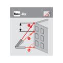 Laser-Entfernungsmesser WDM 5-12 - LASERENTFMESS-WDM5-12 - 1
