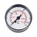 Manometer für Druckluft-Wartungseinheit Baugröße 1