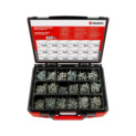 ZESTAW ŚRUB-ISO 4762 STAL (A2K) KL. 8.8 SYSTEM KOFFER