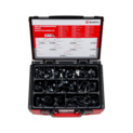 Pipe and fastening clamps assortment