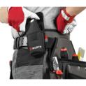 Heavy-duty belt bag set 5 pcs - BLBG-NYLON-HEAVYDUTY-6000X140X390MM - 1