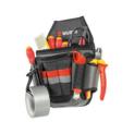 Sacoche de ceinture pour électricien - POCHE ELECTRICIEN SANS PARTI METALIC - 2