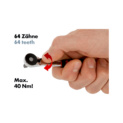 Assortiment multidopsleutels 1/4 inch, mini Mini - MULTIDOPPENSET MINI 1/4 23-DLG - 2