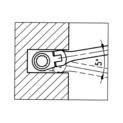 Köpükte cırcırlı kombine anahtar ürün gamı, esnek 6 parça - CIRCIRLI-MAFSALLI ANAHTAR SETİ-6PARÇA - 2