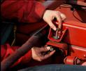 DIN 960 acciaio 8.8 zincato filettatura fine - VITE-TE-DIN960-8.8-(A2K)-M14X1,5X90 - 0