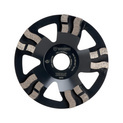 Long-life & Speed diamond cup wheel for hard material - CPWHL-DIA-LS-HARDMAT-BR22,23-D125MM - 1
