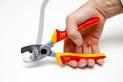 Nożyce VDE do kabli z podwójnym ostrzem IEC60900 - SZCZYPCE ZEBRA VDE DO CIĘCIA 200 MM - 2