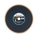 Tarcza Speed do cięcia glazury szklanej na mokro - TARCZA-DIAMENT-DO GLAZURY-BR30/25,4-D350 - 1