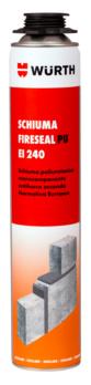 Schiuma antifuoco poliuretanica monocomponente PU