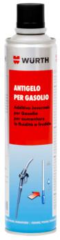 Antigelo per gasolio - ANTIGELO PER GASOLIO 300ML