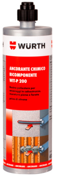 Ancorante chimico  WIT- P 200